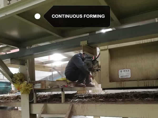 CONTINUOUS FORMING